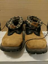 Timberland Men's Fold Down Boots Size 13M Style 38510
