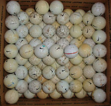 100 Nike Premium Shag golf balls-used cosmetically challenged condition
