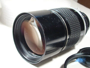 Nikon Nikkor 180mm f/2.8 ED AIS LENS