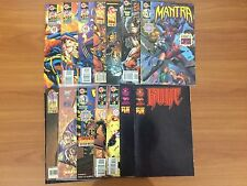 Assorted Malibu Comic Books From 1995-1996. Most Are FN 6.0