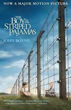 The Boy In the Striped Pajamas paperback book by John Boyne FREE SHIPPING teen