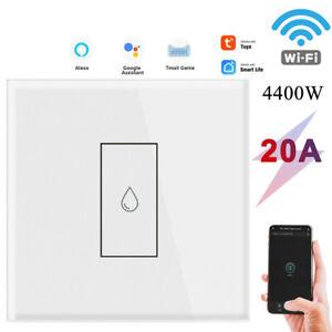 WiFi Smart Water Heater Switch 110V 220V 4400W Boiler For Tuya Google Home Alexa