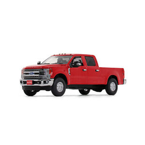 First Gear 50-3419 Ford Super Duty F-250 Crew Cab Pickup Red 1:50