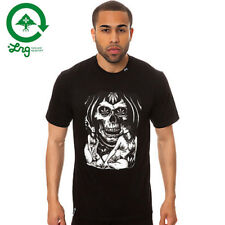 L-R-G LRG Lifted Stoned Skateboard T-Shirt Tee Black S NEW NWT $26 35€ Street