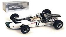SPARK S3121 McLaren M2B # 17 MEXICO GP 1966-BRUCE McLAREN scala 1/43