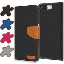 Handy Hülle für iPhone 7 Plus / 8 Plus Tasche Etui Flip Case Schutz Hülle Cover