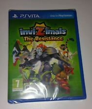 Invizimals: The Resistance NEW Sealed PS Vita Game UK PAL English For Kids PSV