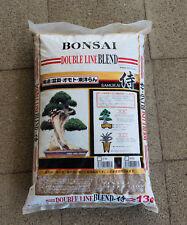 Hard Akadama Japanese bonsai soil medium (Blend) 8 to 10 mm 20Lb, 13Liter