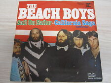 Single /  The Beach Boys – Sail On Sailor     / DE  PRESS / RAR /