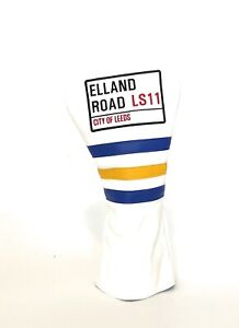 Leeds - Golf Head Cover - Driver Headcover (New)