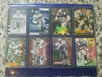 Emmitt Smith Insert Card Lot of 16 Dallas Cowboys HOF