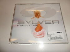 CD  Sylver - Love Is An Angel