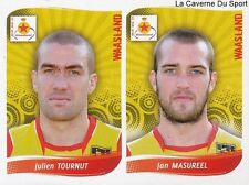 559 TOURNUT MASURELL BELGIQUE WAASLAND-BEVEREN STICKER FOOTBALL 2009 PANINI