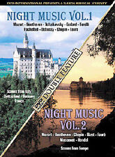 Night Music, Vols. 1 & 2 - A Naxos Musical Journey:, Good DVD, ,