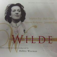 Oscar Wilde(CD Album)Oscar Wilde-MCI-MPRCD-001-UK-New & Sealed