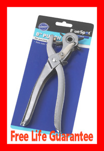 Leather Hole Puncher pliers equestrian saddle strap bridles perforator Bridles