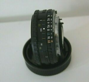 Nikon Series E 50 mm / 1,8 - PANCAKE - Objektiv MF Standart manuell