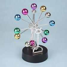 Newtons Cradle Fun Steel Balance Balls Physics DIY Decoration Accessory