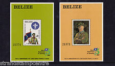 Belice - 1982 Lord Baden-Powell-U/M-SG MS693 (2)