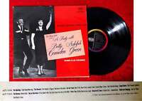 LP A Party with Betty Comden & Adolph Green (Live) (Capitol LCT 6186) UK 1959