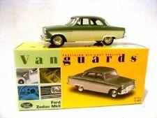 Corgi Vanguards Ford Zodiac Mk 11  Ludlow Green/Ermine White  VA06102