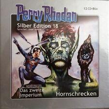 Perry Rhodan Silber Edition 18 - Hornschnecken 12 CD Box Sprecher: Josef Tratnik