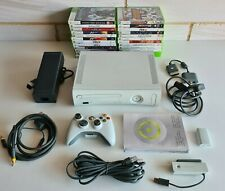 Xbox 360 Console, Games & Accessories Bundle - Tested Working
