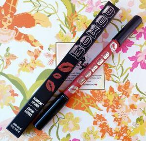Buxom Plumpline Lip Liner Shade Cloak& Dagger 2.1g Built In Brush NIB makeup