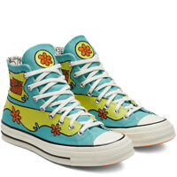 Stock Clearance x Scooby-Doo ChuckTaylor All Star 70 Hi Tops UK 10