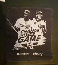 2021 Chicago White Sox Alds Rally Towel Sga 101021