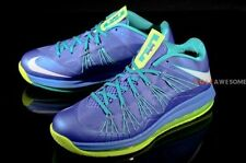 Nike Lebron X 10 Sprite Low New Deadstock Size 10.5 Cleveland BHM