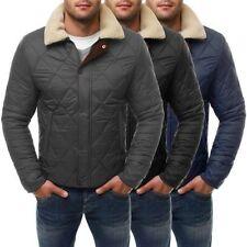 Nylon Hip Length Bomber, Harrington Coats & Jackets for Men