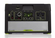 Goal Zero Yeti 1000 Lithium Portable Power Station, Gas Generator Alternative