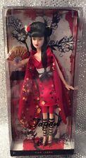 JAPAN BARBIE DOLLS OF THE WORLD DOTW PINK LABEL 2010 MATTEL V5004 MINT NRFB