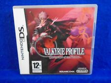 *ds VALKYRIE PROFILE Covenant Of The Plume (NI) RPG Game Lite 3DS Nintendo PAL