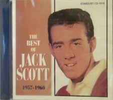 THE BEST OF JACK SCOTT 1957-1960 - 24 Tracks