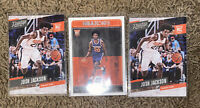 Josh Jackson Rookie Card Lot Of 3. Prestige. Nba Hopps. Phoenix Suns. Kansas