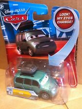 """DISNEY CARS DIECAST - """"Van With Changing Eyes"""" - Combined Postage"""