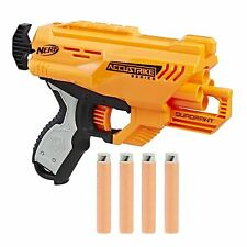 NERF N-Strike Elite Accustrike Quadrant 4 Dart Rotating Drum Blaster