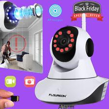FLOUREON Außen 720P Wifi IP Kamera P/T ONVIF CCTV Überwachungs Nachtsicht Camera