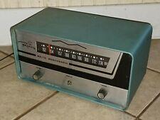 New listing Vtg Old Regency Mr-10 Monitoradio 1960s Fm Tube Radio Receiver Estate Sale Find