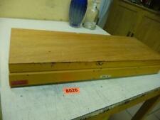 8026. Alter GRÖNER Stempelkasten Neoprint Holzstempel Stempel