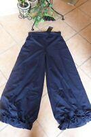 BORIS INDUSTRIES Hose Knotensaum 50 52 (3) NEU dunkelblau Stretch LAGENLOOK