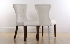 Unbranded Fabric Traditional Chairs