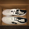 Lotto White Leather Soccer Shoes, Brand New