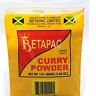 Jamaican Curry Powder Seasoning BetaPac 3.88oz 110 Grams Bag (Best Seller)