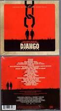 DJANGO UNCHAINED - Tarantino (CD BOF/OST Digipack) 2012 NEUF