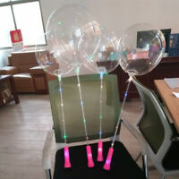 Neue 30 LED Lichterketten Helium 18 Zoll Ballon Weihnachten Hochzeit Party Decor