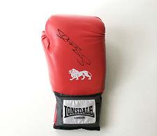 Kell Brook British Boxing world champion hand signed boxing glove COA AFTAL