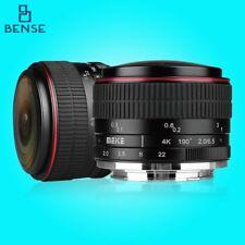 MEIKE MK-6.5mm F2.0 Fisheye Lens for Panasonic/Olympus Mirrorless MFT M4/3 Mount